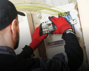 Johnny B. Electricj breaker box rewiring